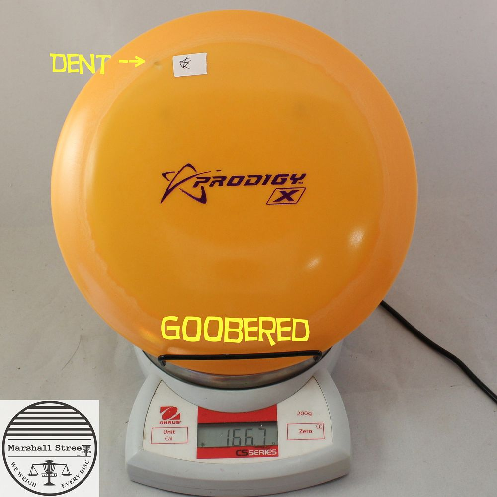 X-Out Prodigy D4, 400g Goobered