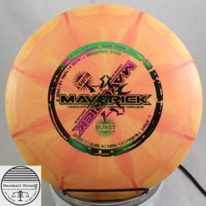 X-Out Prime Maverick, Burst