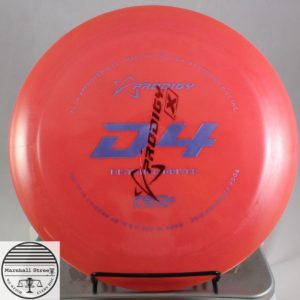 X-Out Prodigy D4, 750G