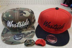Westside Bar Stamp Hat