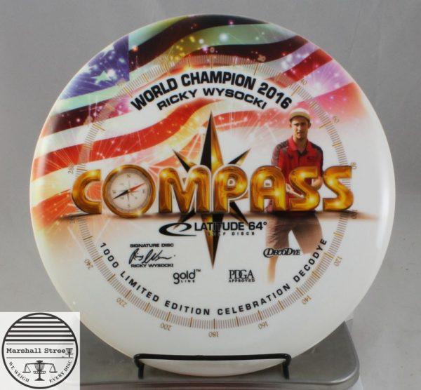Gold Compass, 2016 WorldChamp
