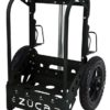 Zuca Backpack Cart - Black