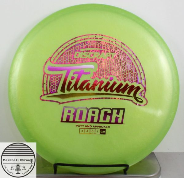 Titanium Roach