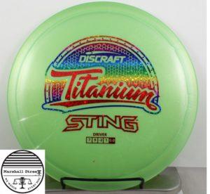 Titanium Sting