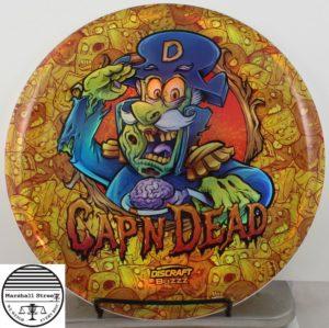 ESP FullFoil Buzzz, Cap'N Dead