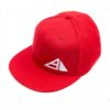 Axiom FlexFit Fitted, Icon Hat - Red, Large-XL