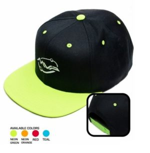 MVP Snapback, TwoTone Orbit Hat