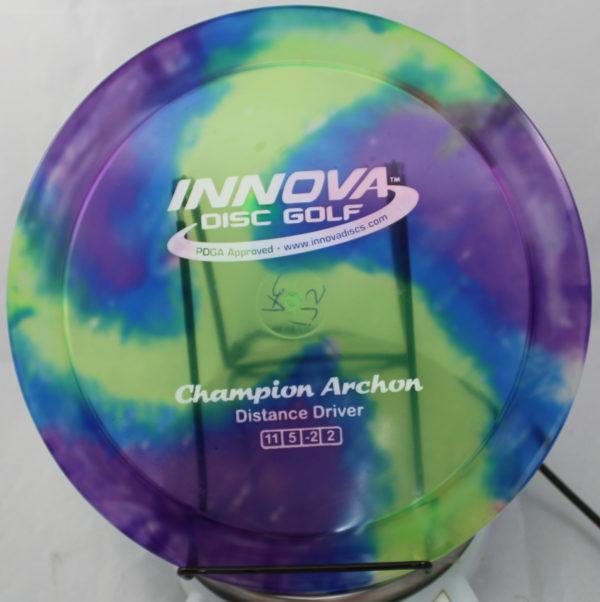 Tie-Dye Champion Archon