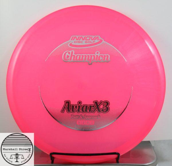 Champion AviarX3