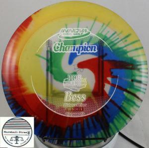 Tie-Dye Champion Boss