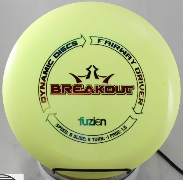 BioFuzion Breakout