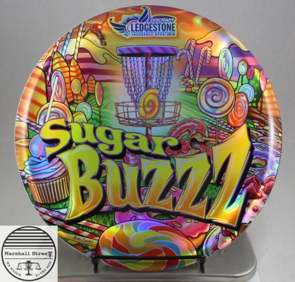 ESP Full Foil Buzzz, Sugar LIO