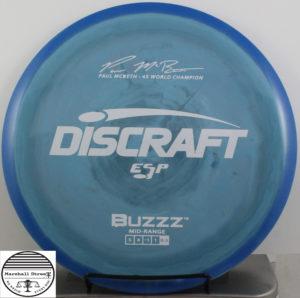 ESP Buzzz, McBeth 4x