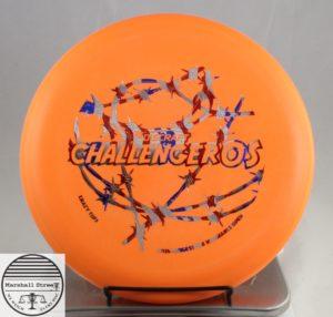 Crazy Tuff Challenger OS, 2019