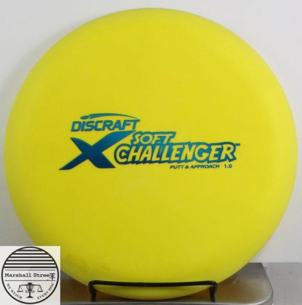 X Challenger, Soft