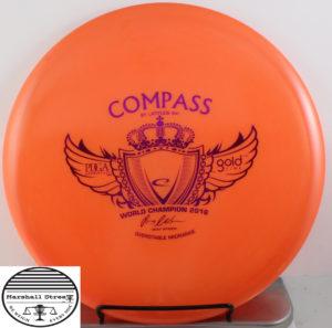 Gold Line Compass, Wysocki 2x