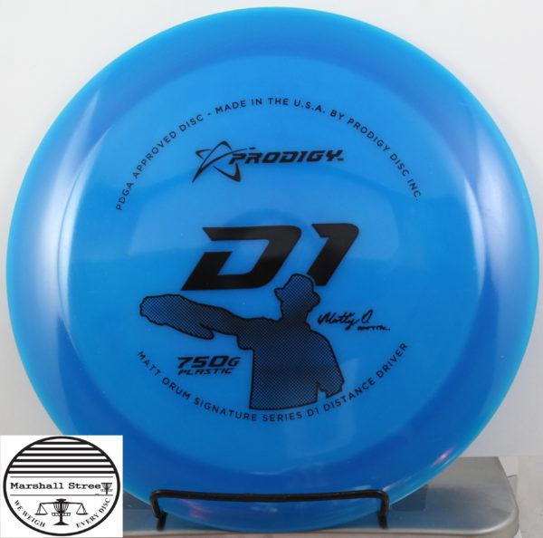 Prodigy D1, 750G Matt Orum