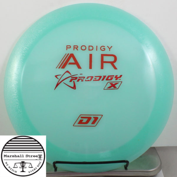 X-Out Prodigy D1, Air