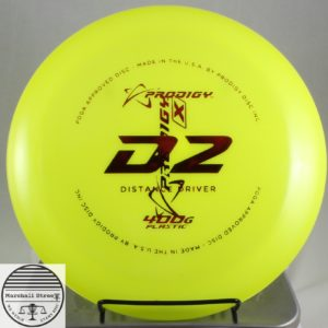 X-Out Prodigy D2, 400G