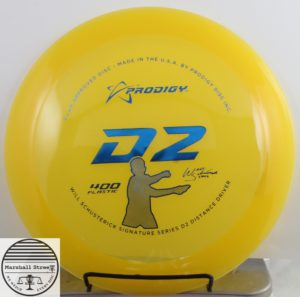 Prodigy D2, 400 Schusterick
