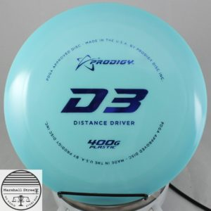 Prodigy D3, 400G