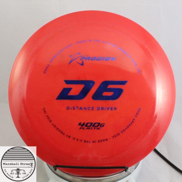 Prodigy D6, 400g