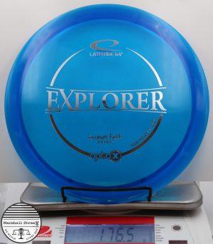 Opto-X Explorer, Emerson Keith
