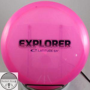 Opto Line Explorer, Bar Stamp