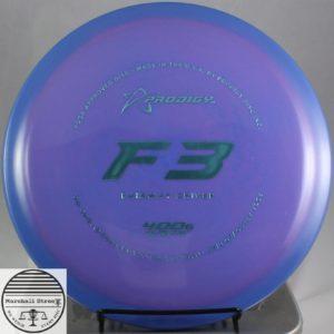 Prodigy F3, 400g