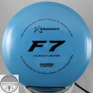 Prodigy F7, 400g