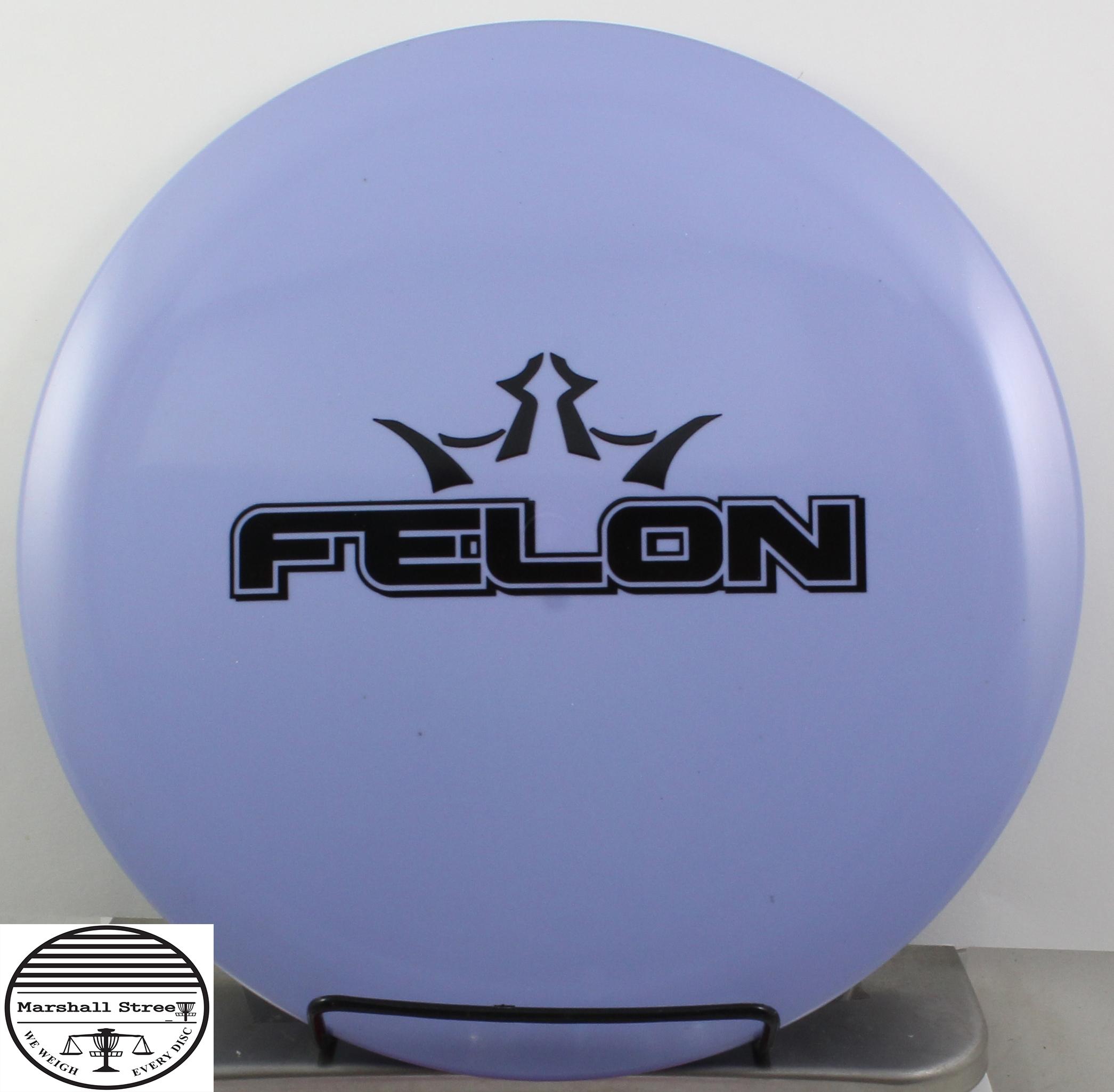 BioFuzion Felon, Bar Stamp