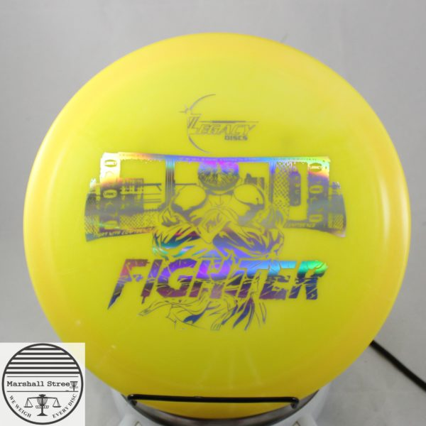 Icon Fighter, 1st Run