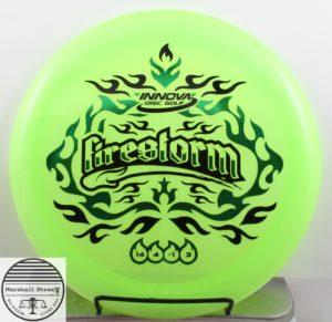 Champion Firestorm, XXL Stamp