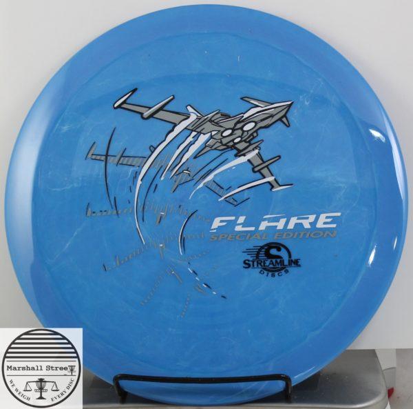 Neutron Flare, SE Jet