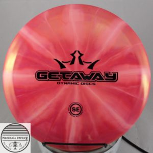 Fuzion-X Getaway, Burst S.E.