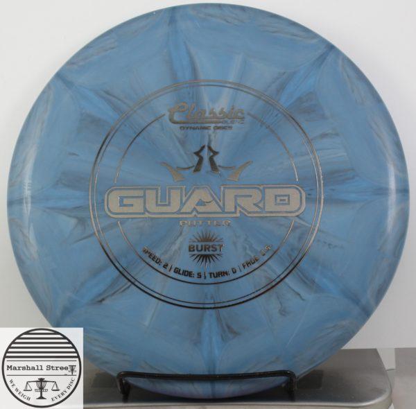 Classic Guard, Blend Burst