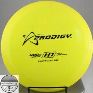 Prodigy H1, 400G