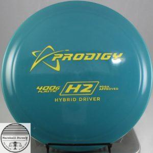 Prodigy H2, 400G