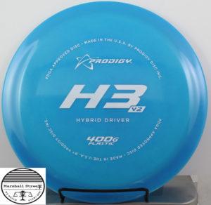 Prodigy H3 V2, 400G