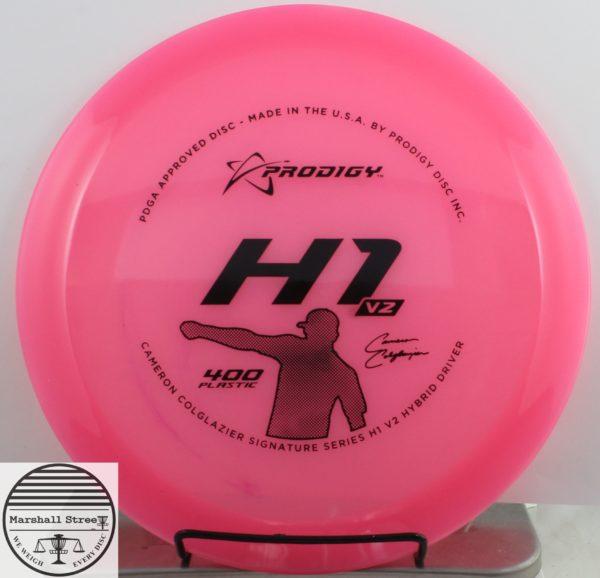 Prodigy H1 V2, 400 Colglazier