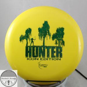 Icon Hunter, 1st Run