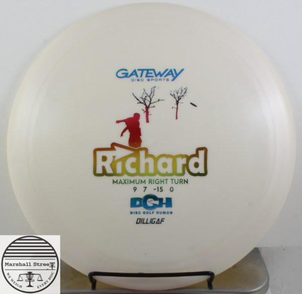 Platinum Journey, WTF Richard