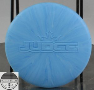 Burst Mini Judge, Engraved Bar