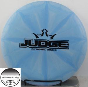 Prime Moonshine Judge, Burst