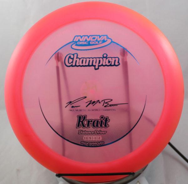 Champion Krait