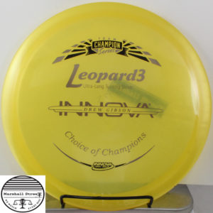 Luster Leopard3, Drew Gibson