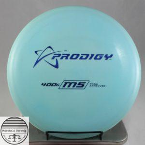 Prodigy M5, 400G