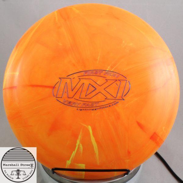 MX-1, 1st Run