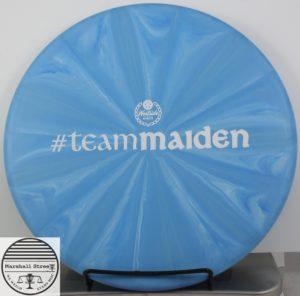 Origio Maiden, Burst TeamMaiden
