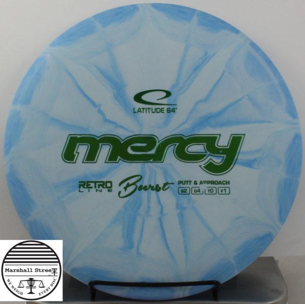Retro Line Mercy, Burst
